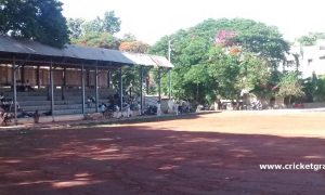 Indira Gandhi School Cricket Ground