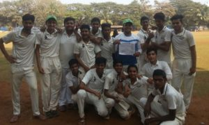 Anjuman Islam Jr College Team