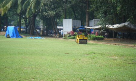 Elf Vengsarkar Academy Ground (Oval) churchgate