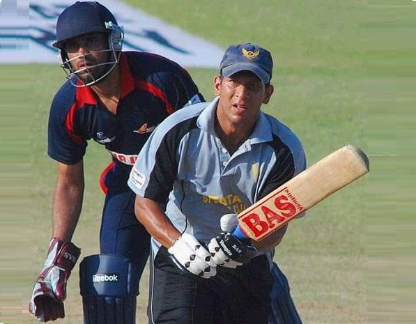 Nishit Shetty (Tata Power Team) Not out 117 runs in 110 balls 11 fours and 1 six