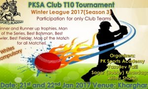PKSA Tournament Logo