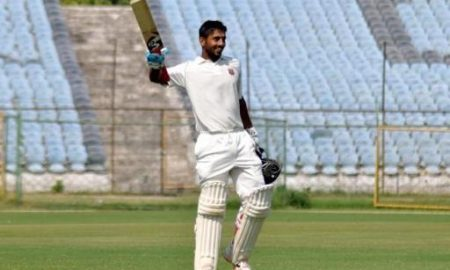 Rahul Tripathi (BPCL Team) 53 runs in 36 balls 4 Fours and 3 sixes