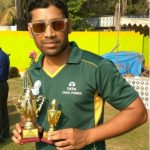 Rohan Bane (Tata Power Team) 60 runs in 40 balls 3 fours and 6 sixes