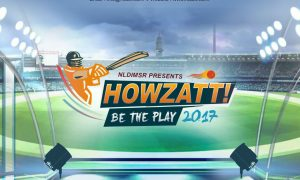NLDIMSR Present Howzatt T20 Cricket Tournament 2017