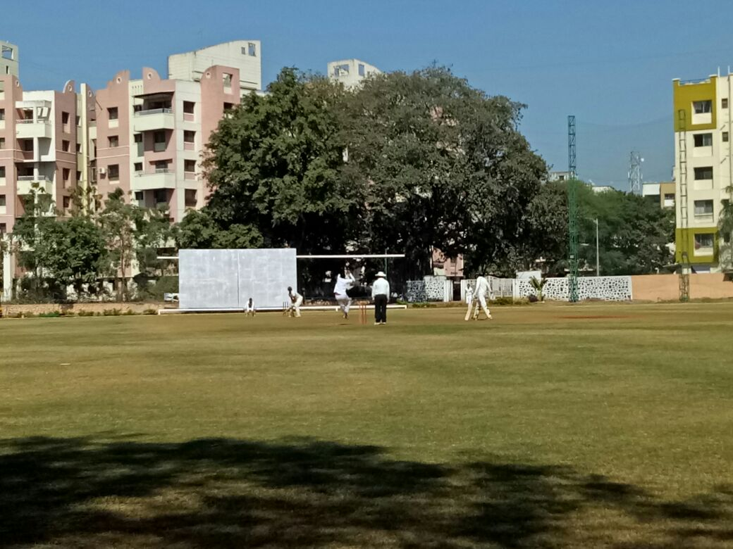Vision Cricket Academy Ground Pune