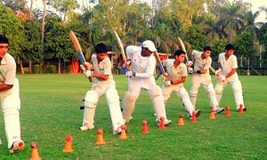 Vidya Jain Cricket Academy Ground