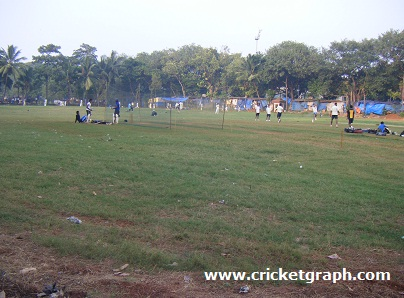 Youths Own Union Cricket Ground Cross Maidan
