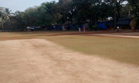 Sunder Cricket Ground Cross Maidan