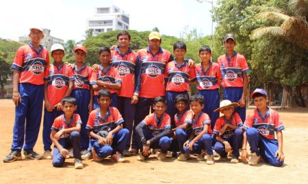 JBL Sports & Charitable Trust Cricket Academy Navi Mumbai