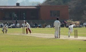 Real Innings and SSCC Recreational Ground
