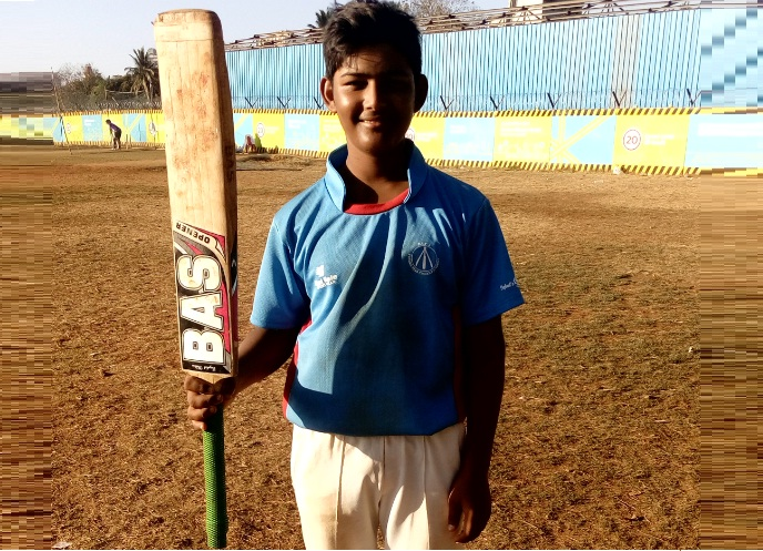 Abhinav Singh (Abis XI Team) 64 runs in 53 balls