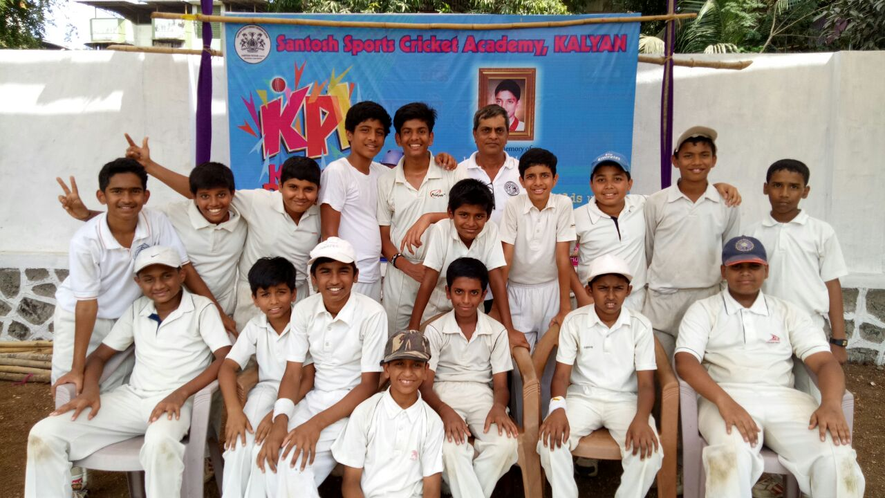 Chandrakant patkar school Team