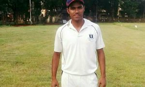 Gaurav Kurkute (Achievers Sports Club Team) not out 87 runs in 39 balls