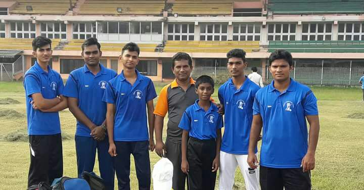 Chandrashekhar Karmalakar sir with Kwality sport club
