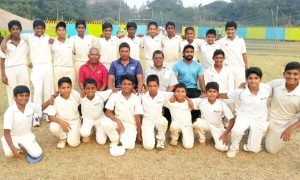 Rizvi School Under 12 Team
