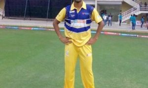 Shashank Singh (DY Patil B Team) 114 runs