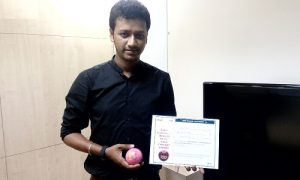 KIMATI CORPORATE BOWLER OF THE WEEK - SURJEET ROY FROM TATA MOTORS TEAM