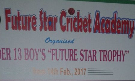 Future Star U-13 Cricket Tournament 2017 Mumbai