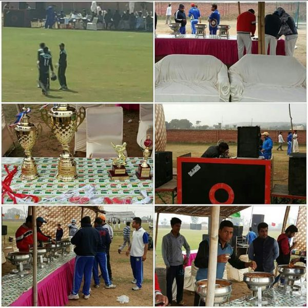 2nd SKYLINE T20 CORPORATE CRICKET CHAMPIONSHIP TOURNAMENT 2017