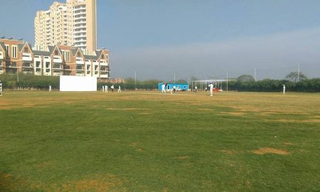 C K Green Cricket Ground Gurgaon