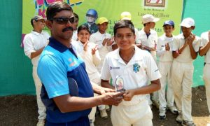 Atharva Datar (Boys Cricket Academy Team) 7 wkts
