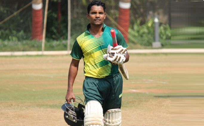 Bharat Shedekar (DTDC Team) Not out 111 runs in 80 balls 14 fours and 1 six
