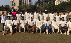 DY Patil Team - winner of young comrade shield tournament