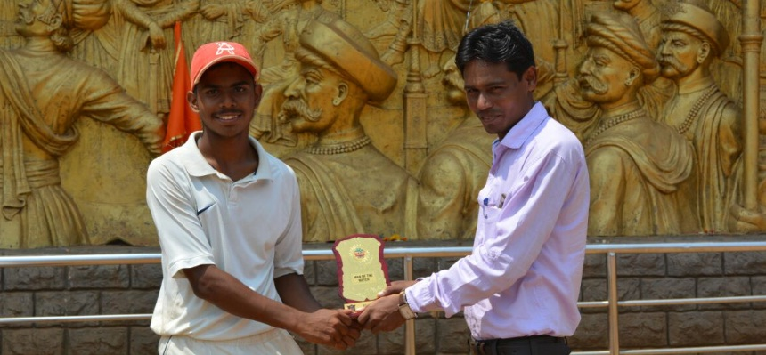 Harsh Mishra (All India registered pharmacist Association Team) 5 wkts and 13 runs in 5 balls