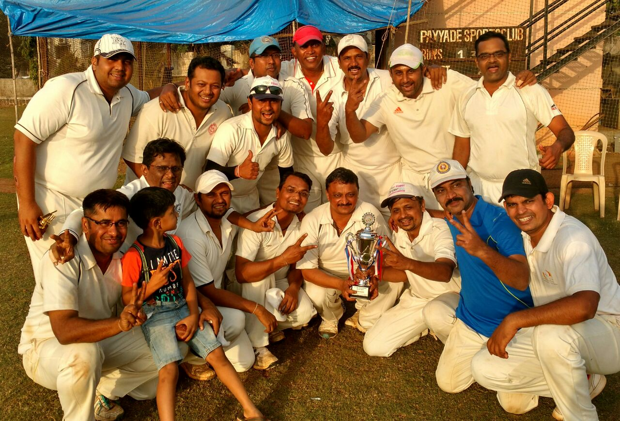 KSG T20 Cup Cricket Tournament 2017 Winner - KSG Strikers Team