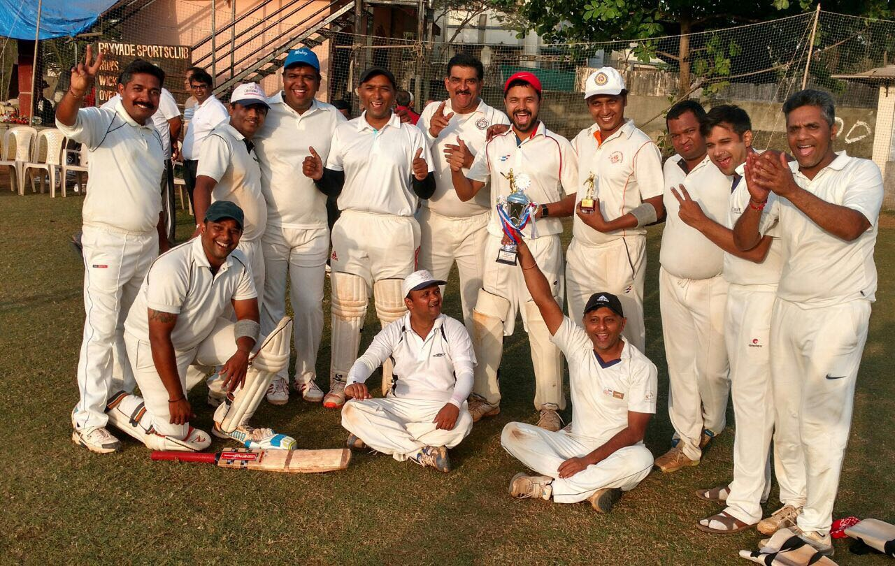 KSG T20 Cup Cricket Tournament 2017 Runner Up - KSG Warriors Team