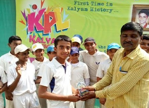 Soham, Vedant and Pratham help Boys Cricket Club win the semi-finals of the Kalyan Premier League