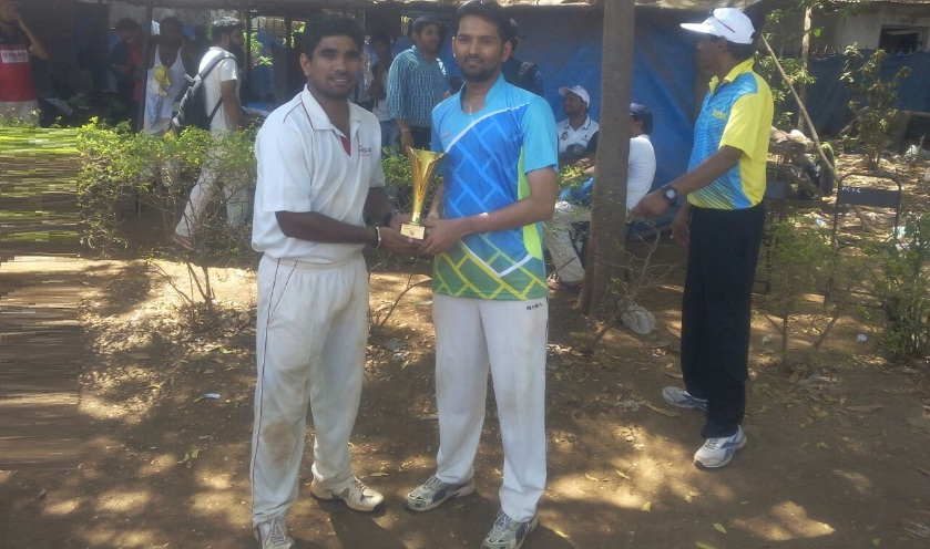 Prathamesh Mahadik (MET Sports Club Team) Not out 71 runs in 52 balls 7 fours