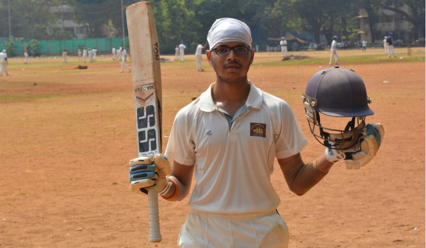 Rupesh Khadgi (All India registered pharmacist Association Team) Not out 51 runs in 35 balls 7 fours