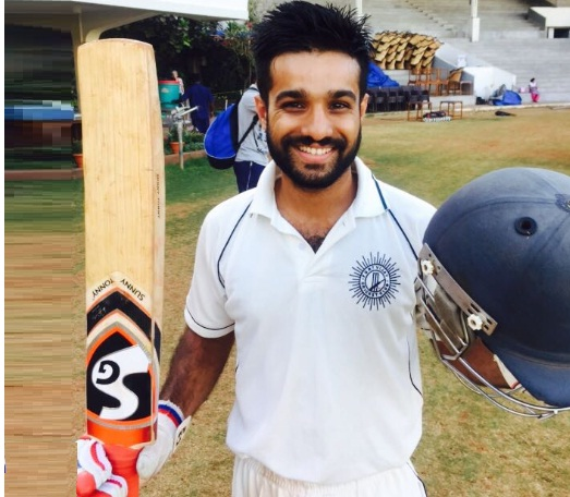 Vishal Chitrakar (Route Mobile Team) 143 runs in 95 balls 16 fours and 3 sixes