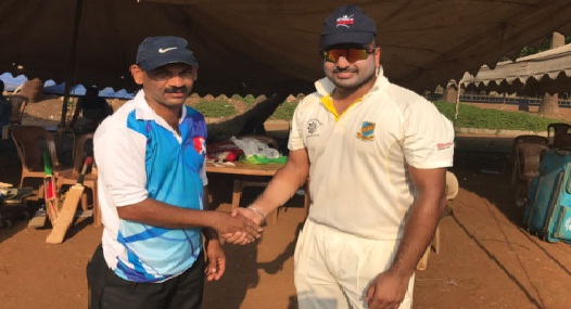 A Great team perfomance by Aditya & OSIAN's XI helps them win over Welspun in the Masters Cup Edition 7