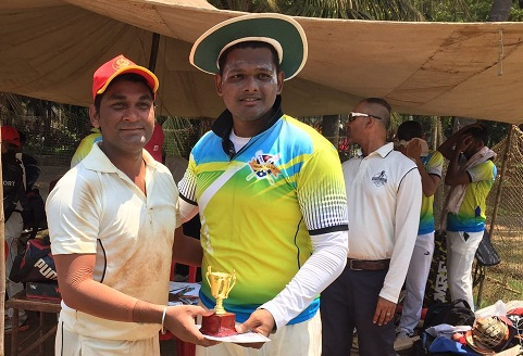 Aftab Sheikh and Co. pull a thrilling win over AIDEM in the Dreamz T20 Tournament