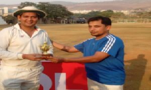 Ashish Srivastav's storming 47 ball 81* helps Raheja Sports Club win over CPCC in the Pride Cup 2017