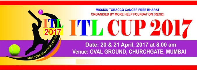 ITL Cup Tournament 2017 Mumbai
