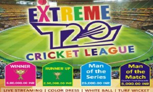 Extreme T20 Cricket League Tournament Pune