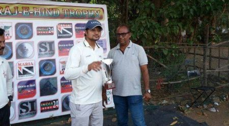 Omkar and Shutanshu seal the match together against Northern Marines in the Chanawala Challenger Trophy