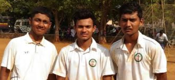 Shubham Punyarthi and Om Jadhav seal the finals for Modern C.C with their respective 70's in the 61st Thosar Shield Tournament