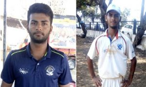 Aakarshit Gomel propels Parsee Gymkhana to a win in the quarter-finals of the 68th Salar Jung Tournament