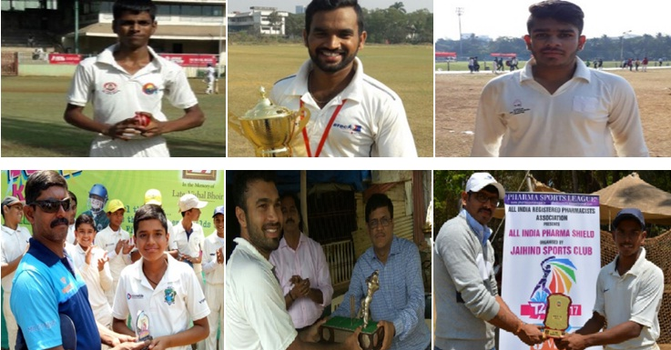 Cricketgraph Top 5 Bowling Spells in Mumbai Local Tournaments for the month of March 2017