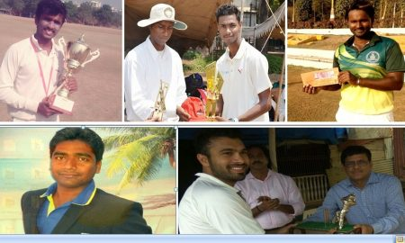 Cricketgraph Top 5 All-Round performances in Mumbai Local Tournaments for the month of March 2017
