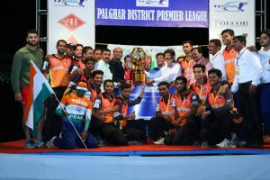 Nandgaon Lions Runners Up Team