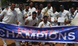 Raj Choughle's flashy 63 leads Reliance ADAG to a win in the Dreamz T20 Finals
