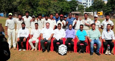 Souvenir C.C win the Bombay Jr. Cricket Tournament for the 1st time while Rohan Bane scores a match-winning half-century