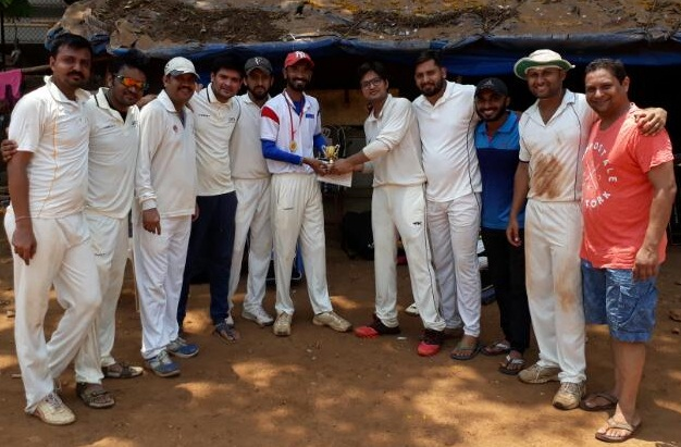 Omkar Maldikar's all-round show helps Travel Ex win over Tata Capital in the Milan T20 Tournament
