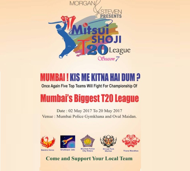 Buck up your seat belts: The much awaited Mitsui Shoji T20 league begins from 2nd May