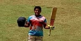 Jay Jain and Akash Singh's batting prowess helps M.I.G defeat Payyade in the Lashkaria little camps league